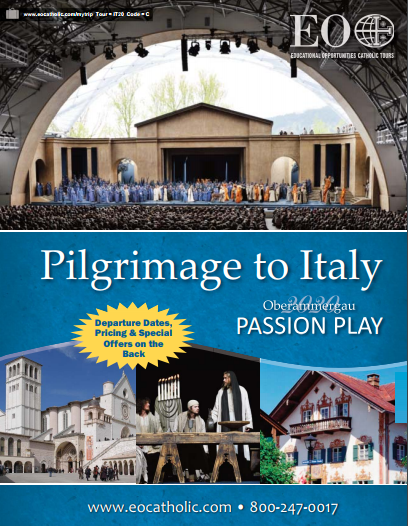 A Pilgrimage to Italy<br/>and Passion Play