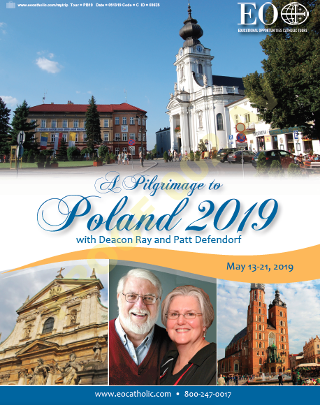 A Pilgrimage to Poland & Prague